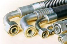 Các tiêu chuẩn ống dầu thủy lực