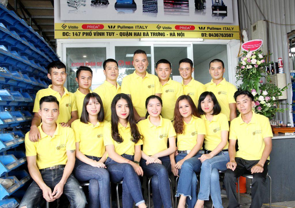 Kỷ niệm 15 ngày thành lập Công ty