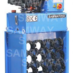 Máy ép tuy-ô thủy lực Samway P32Q